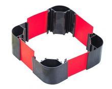 F101塑膠櫃柱